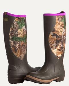 Noble Outfitters Womens Cold Front High Camo Boots