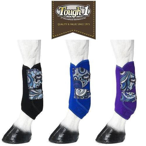 Tough 1 Paisley Shimmer Vented Sport Boot