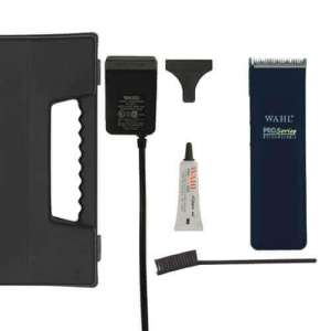 Wahl Pro Series Rechargable Clipper Black W650