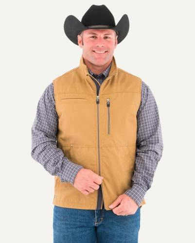 Noble Outfitters Ranch Tough Canvas Vest
