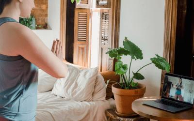 Hosting a Yoga Membership Site