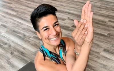 230: Anti-Oppression Yoga with Pooja Virani