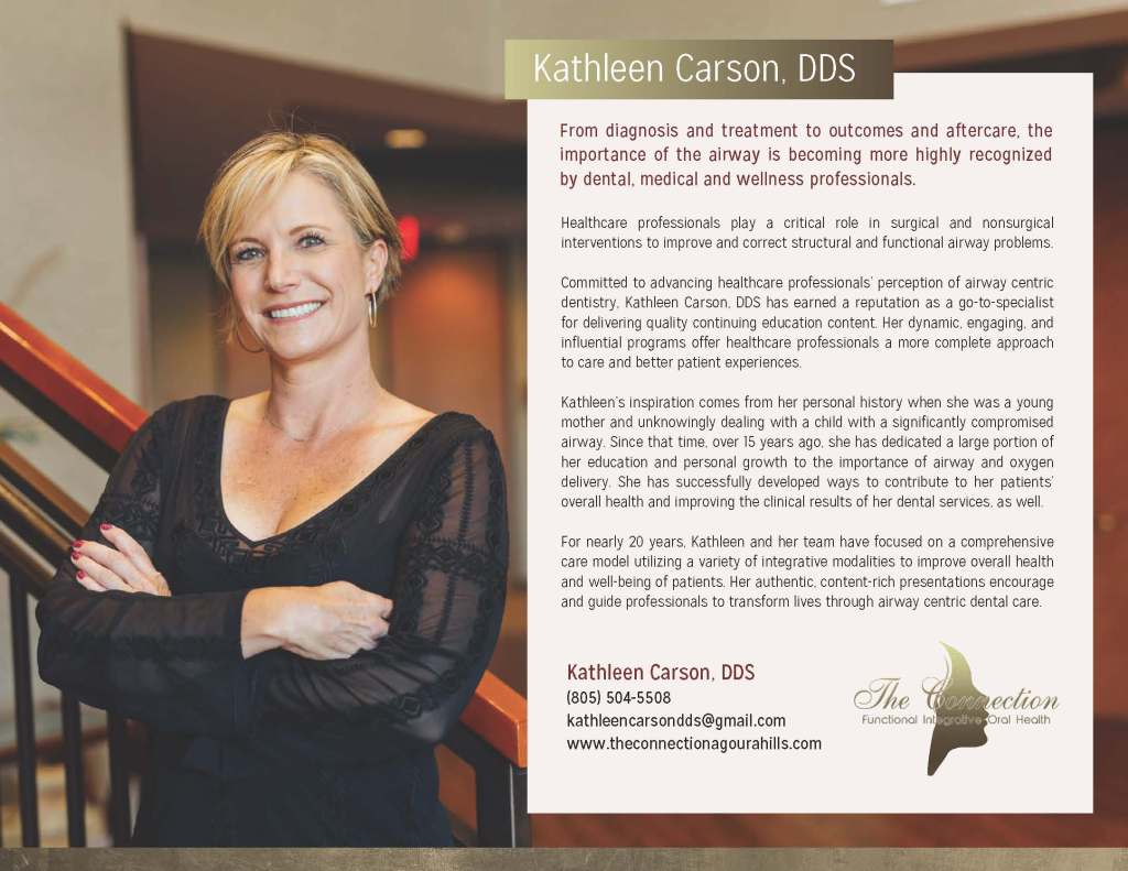 Page 4 Kathleen Carson Speaker Profile