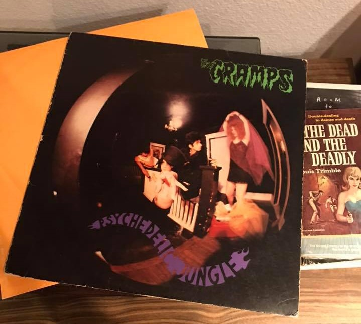 Things I Will Keep #8: THE CRAMPS, Psychedelic Jungle – The