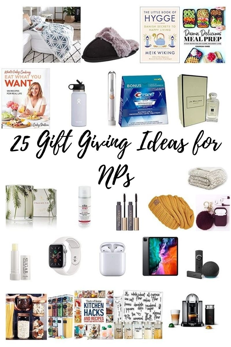 25 Gift Giving Ideas for NPs