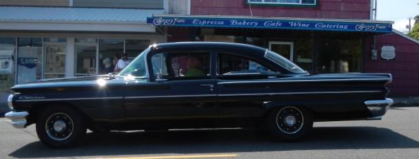 Black Catalina Car Show