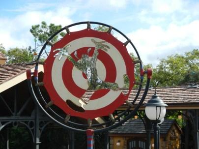 Goofy Target