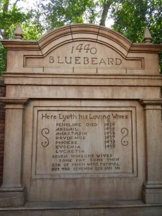 Haunted Mansion Bluebeard