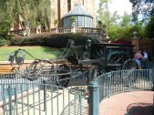 Haunted Mansion Carriage