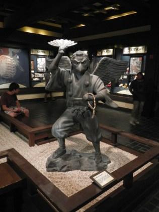 Japan Pavilion Statue