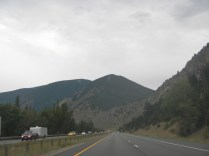 Entrance of the Rockies
