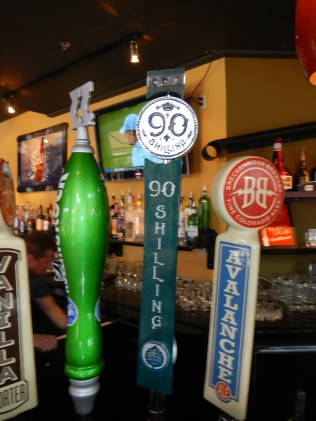 Great Beer's on Tap