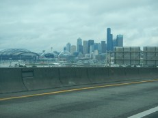 Seattle from the South