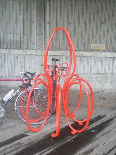 Octopus Bike Rack
