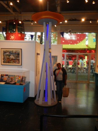 Space Needle Exhibit