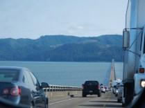 Astoria Bridge Traffic