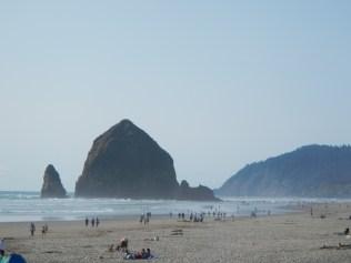 Rocks on the Beach Oregon
