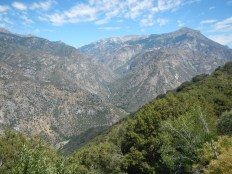 Kings Canyon National Park 1/2 way