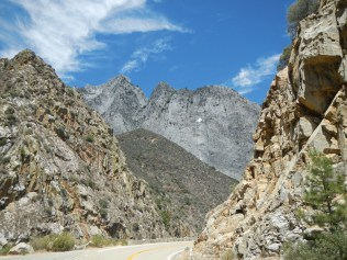 Kings Canyon National Park - Driving Down 2