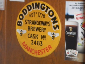 Enjoy a Boddingtons!