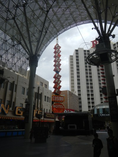 Casino on Fremont St Las Vegas NV