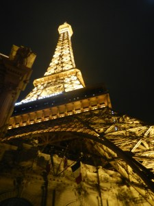 Eifel Tower Paris - What Happens in Las Vegas