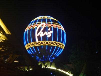 Paris Las Vegas NV
