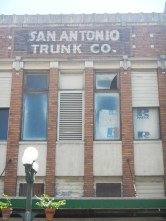 old building in downtown San Antonio