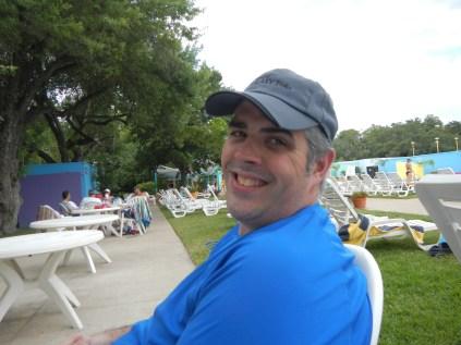Kenin by the pool San Antonio TX