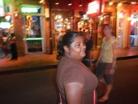 Lauren on Bourbon Street