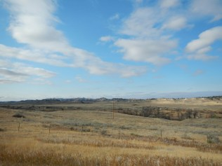 Montana Country Side