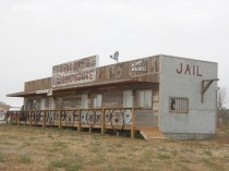 This is an actual motel in South Dakota!