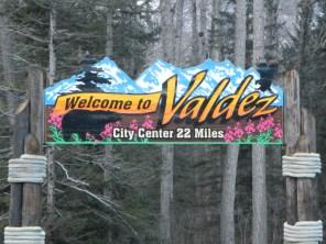 Welcome to Valdez Alaska
