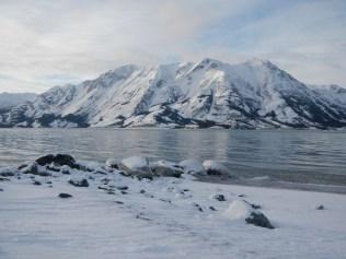 Lake Kluane Yukon 2