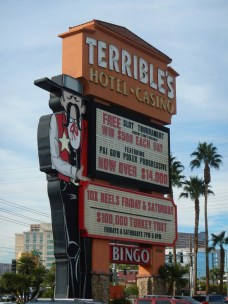 Terrible's Hotel and Casino Las Vegas NV