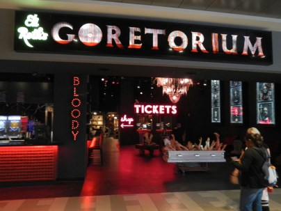 Welcome to the Goretorium Las Vegas NV