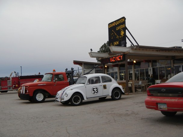 Herbie the Love Bug Road Trip Route 66 Las Vegas to Flagstaff to Albuquerque