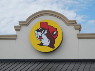 Bucees in Luling TX off of I-10
