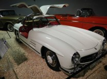 1956 Mercedes 300SL - National Automobile Museum Reno