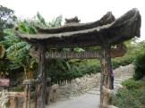 Entrance to the Japanese Tea Garden San Antonio TX