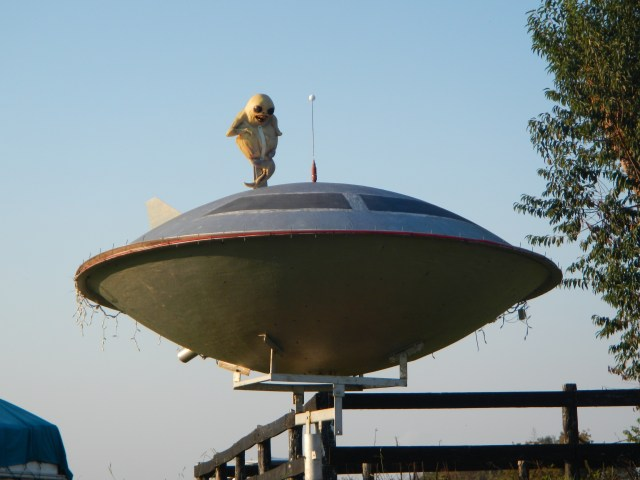 Alien Monticello KY