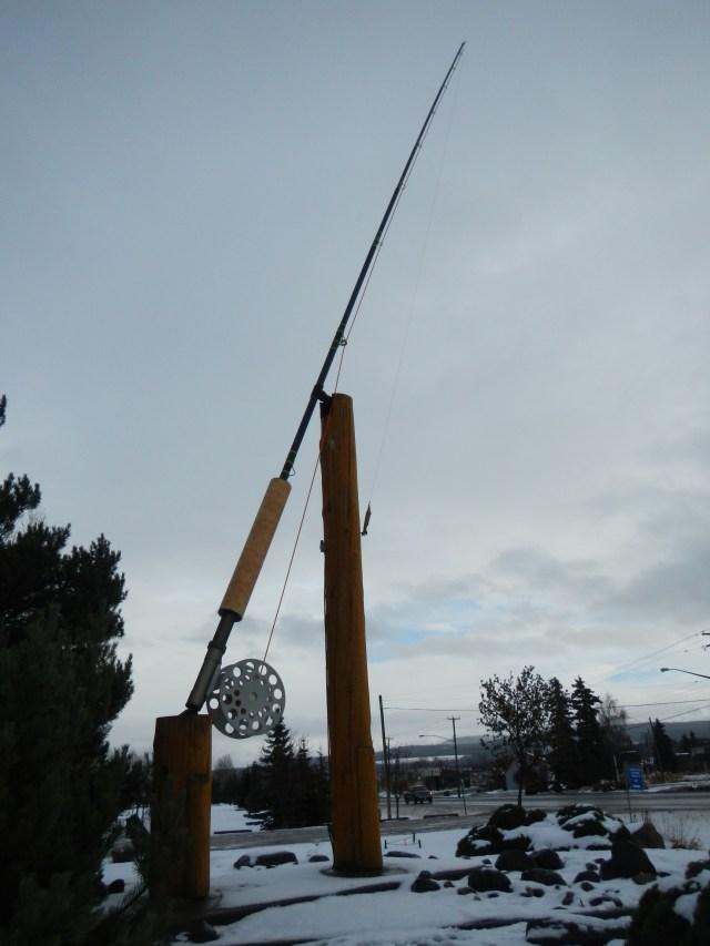 Giant Fishing Rod