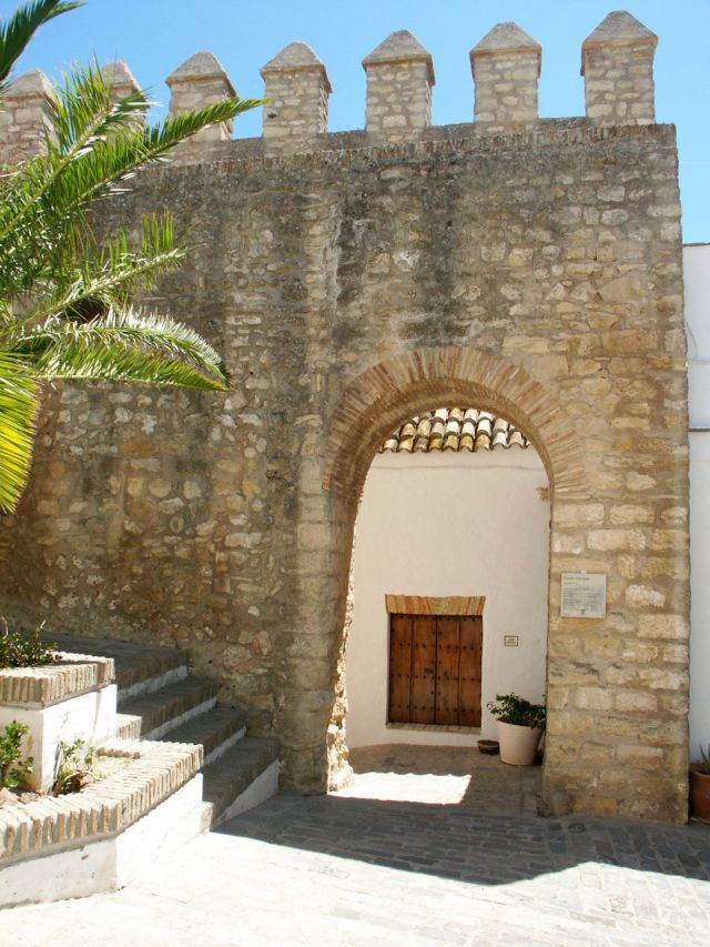 Andalusian Archway