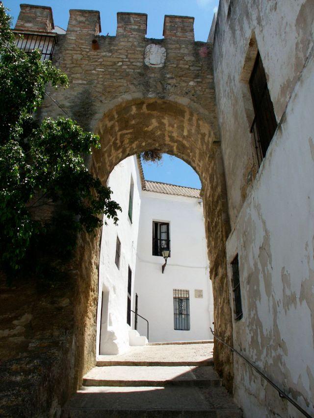 Arch in Vejer de la Frontera