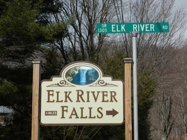 Elk River Falls Dog Friendly Fun