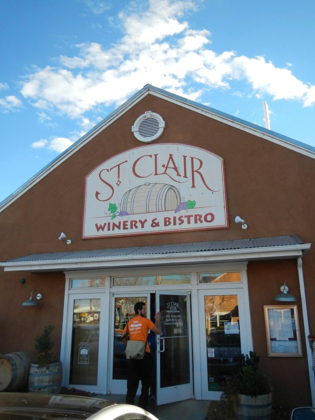 Review St Clair Winery and Bistro