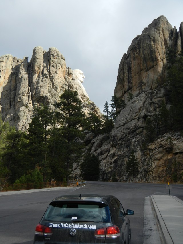 Road Trip Mount Rushmore