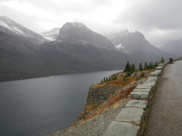 Glacier National Park Roadside