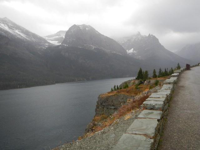 Glacier National Park Roadside