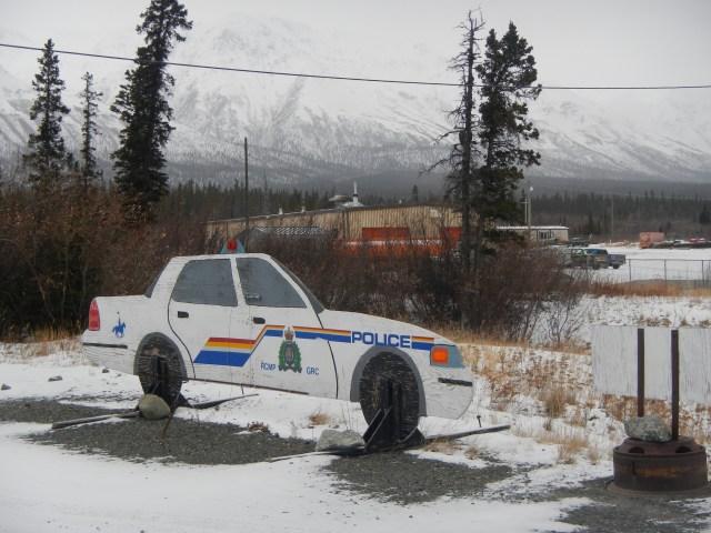 Alaska Canada Highway 20